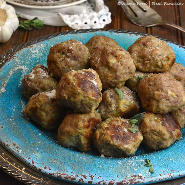 The Most Awesome Meatballs Ever