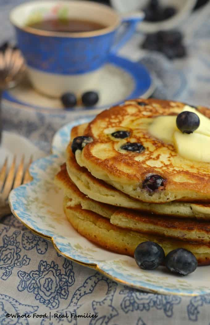 blueberry buttermilk pancakes blueberry cornmeal pancakes skinny lemon ...