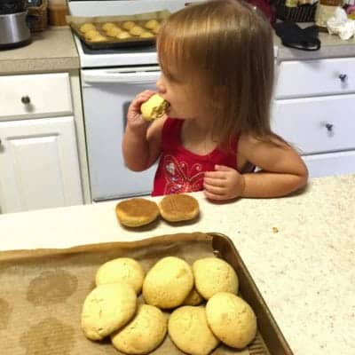 Southern Tea Cakes from Whole Food | Real Families
