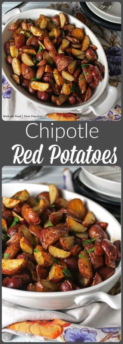 Chipotle Red Potatoes