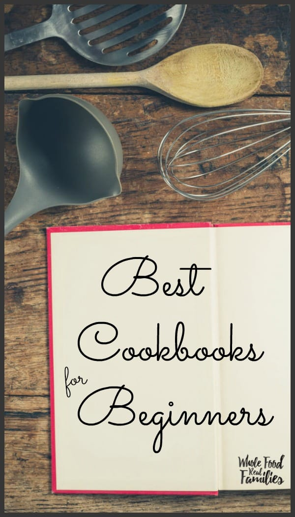 These are the Best Cookbooks for Beginners! We all started in the kitchen somewhere - some of us at our mother or grandmother's side. Some of us, not so much. We're just learning as we go. There are so many cookbooks on the market, if you are looking for a place to start it can be overwhelming. Many cookbooks assume a certain level of knowledge that as a beginner you may or may not have. But these are the cookbooks that should be in every new cook's kitchen! @wholefoodrealfa