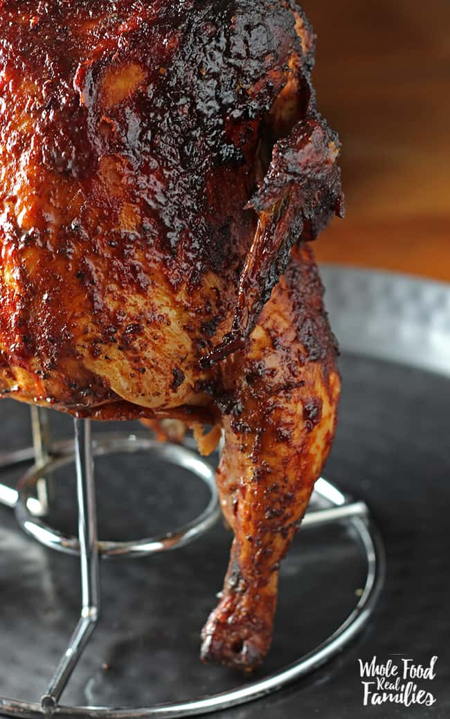 Barbecue Beer Can Chicken Recipe