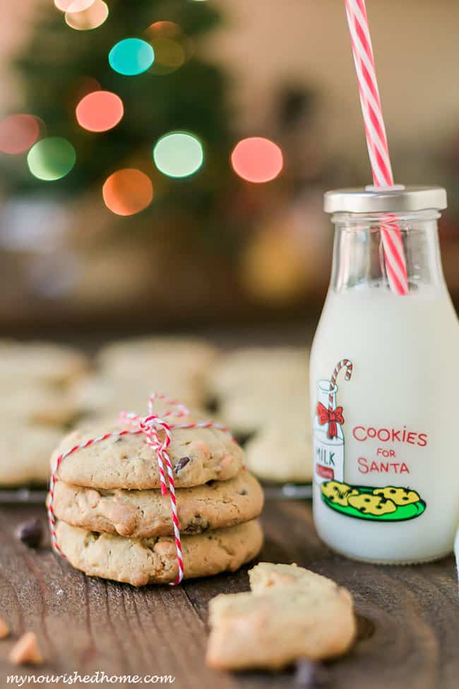 These Cream Cheese Cookies are my girls favorite reason to get in the kitchen. They love to bake them for holidays and for gifts!