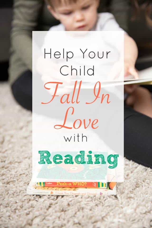 How to Make Your Child Fall in Love with Reading!